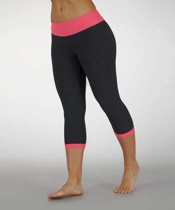 Sugar Ray Razzmatazz Capri Leggings