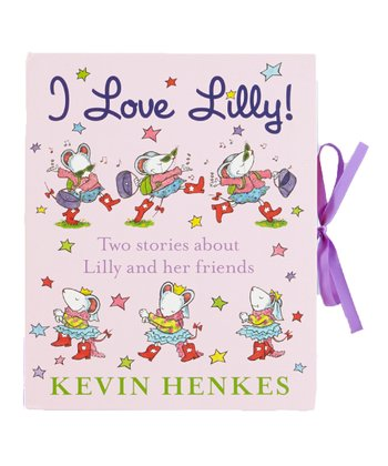 Lilly & Her Friends Hardcover Set
