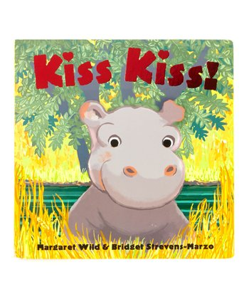 Kiss Kiss! Board Book