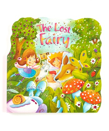The Lost Fairy Board Book