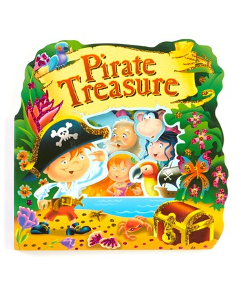 Pirate Treasure Board Book
