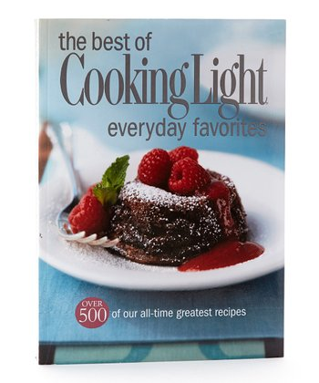 The Best of Cooking Light: Everyday Favorites Paperback