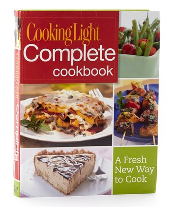 Cooking Light: Complete Cookbook Paperback