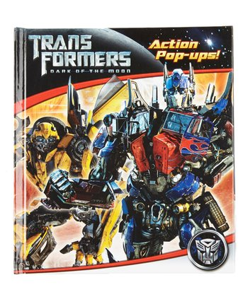 Transformers Dark of the Moon: Action Pop-Ups! Hardcover