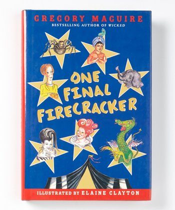 One Final Firecracker Hardcover