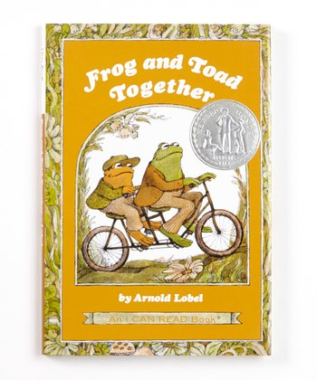 Frog and Toad Together Hardcover