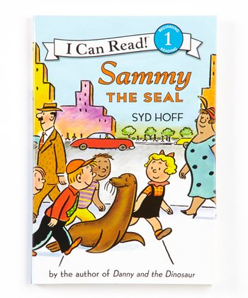 Sammy the Seal Hardcover