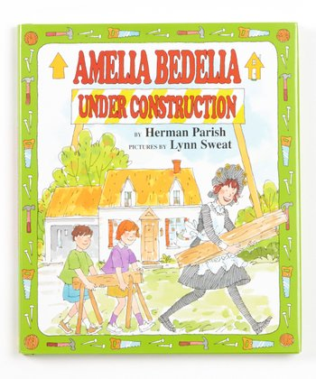 Amelia Bedelia Under Construction Hardcover