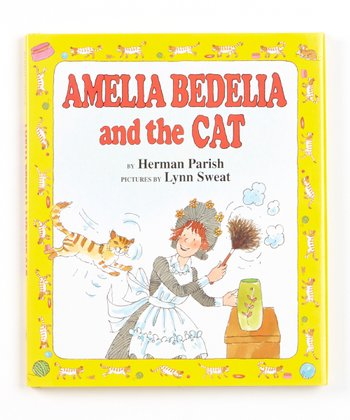 Amelia Bedelia and the Cat Hardcover