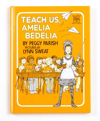 Teach Us, Amelia Bedelia Hardcover