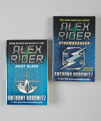 Stormbreaker & Point Blank Paperback Set