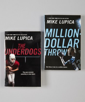 Million-Dollar Throw & The Underdogs Paperback Set