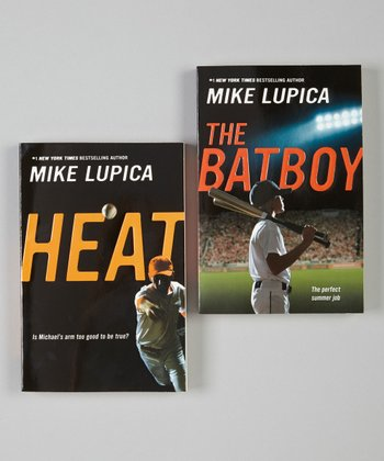 Heat & The Batboy Paperback Set