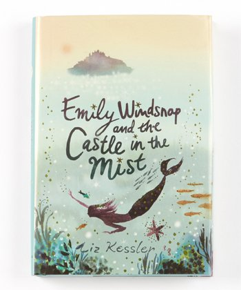 Emily Windsnap and The Castle In The Mist Hardcover