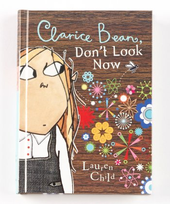 Clarice Bean, Don't Look Now Hardcover