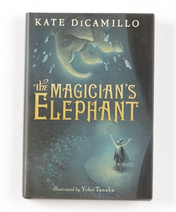 The Magician's Elephant Hardcover