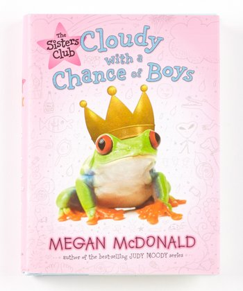The Sisters Club: Cloudy With A Chance Of Boys	Hardcover