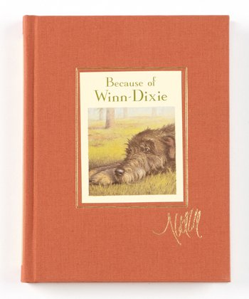 Because of Winn-Dixie Signature Edition Hardcover