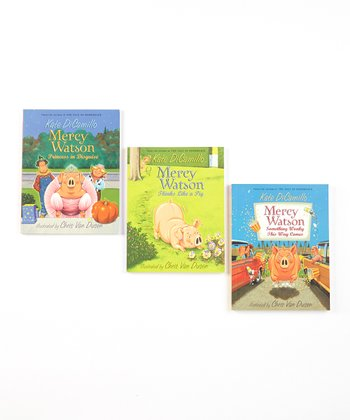 Mercy Watson Princess in Disguise Paperback Set