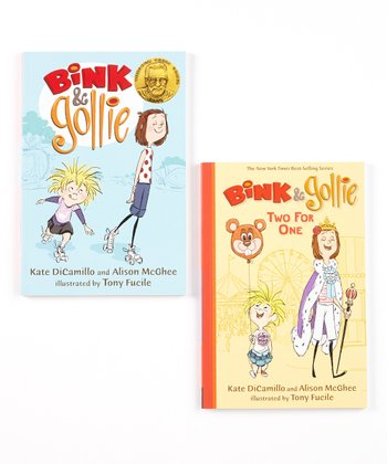 Bink and Gollie Paperback Set