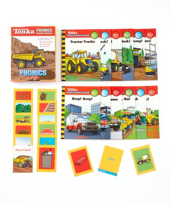 Tonka: Phonics Box Set