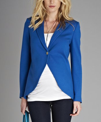 Ocean Everyday Maternity Blazer