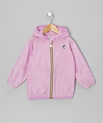 Pink Rain Jacket - Infant, Toddler & Girls