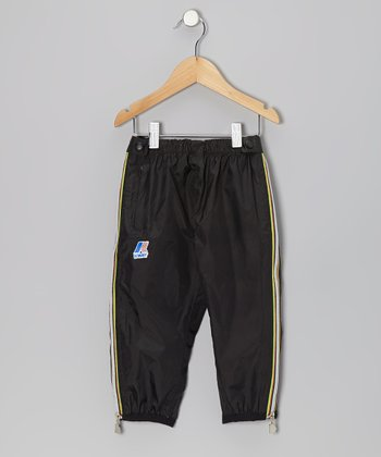 Black Duhamel Pants - Infant, Toddler & Kids