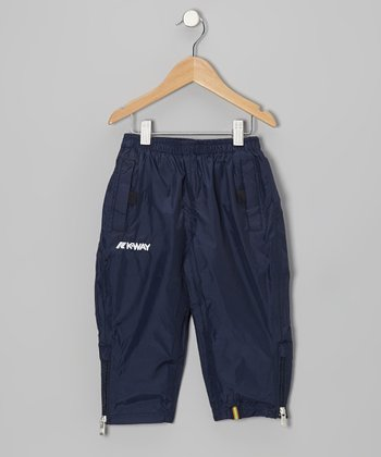 Navy Anger Pants - Infant, Toddler & Kids