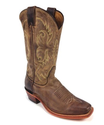 Saddle Nocona Boot - Women