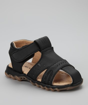 Black Dallas 103 Sandal