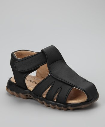 Black Dallas 104 Sandal