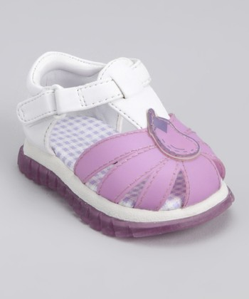Purple Eggplant Fruity Sandal