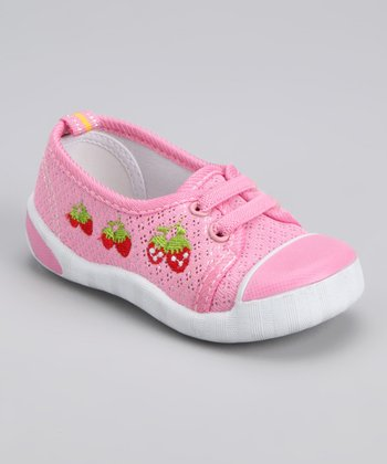 Pink Strawberry Mia Sneaker