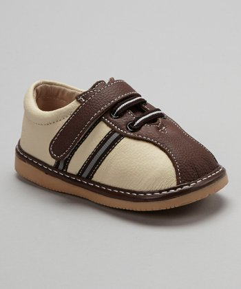 Coffee Stripe Shoe