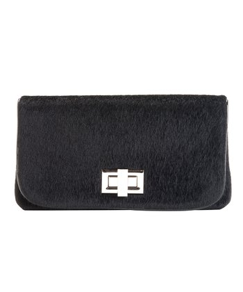 Black Phillipa Clutch
