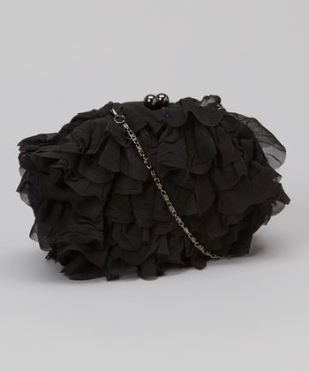 Black Berthis Clutch