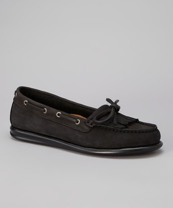 Black Katia Loafer