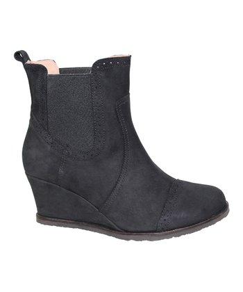 Black Berkeley Ankle Boot