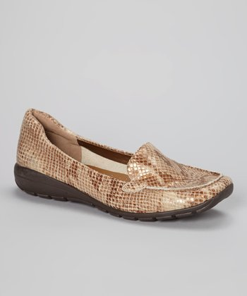 Light Natural Abide Loafer