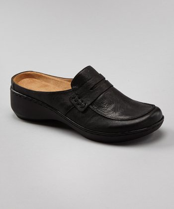 Black Lether Dader Slide