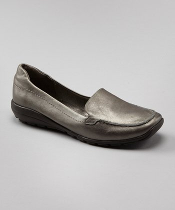 Pewter Abide Slip-On Shoe