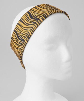 Gone for a Run Tiger Original RokBAND Running Headband