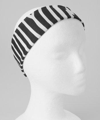 Gone for a Run Zebra Original RokBAND Running Headband