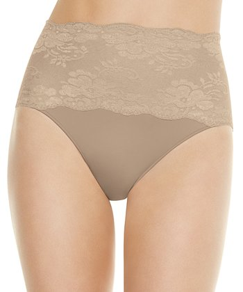 Nude Chic Peek Shaper Thong - Women