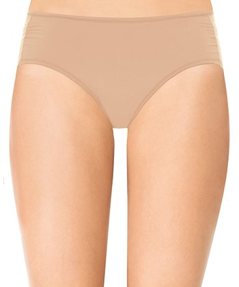 Nude Brilliant Dream Seam Bikini Briefs - Women