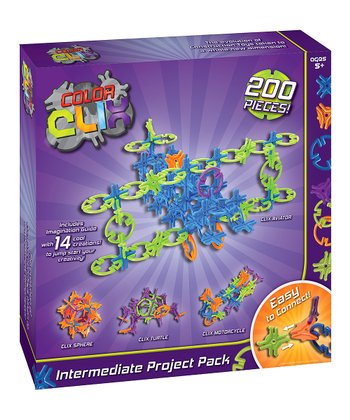 Intermediate Color Clix Set