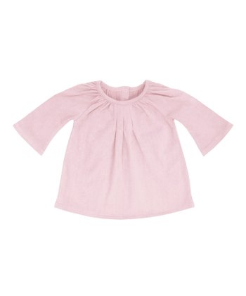 Pink Marshmallow Angel Top - Infant