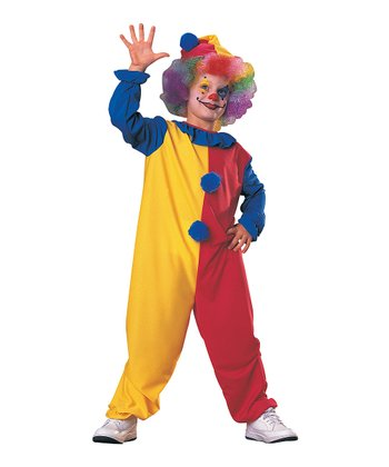 Clown Dress-Up Set - Boys