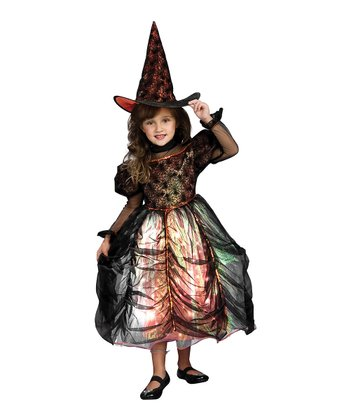 Twinkle Witch Dress-Up Set - Toddler & Girls